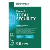Kaspersky PURE Total Security
